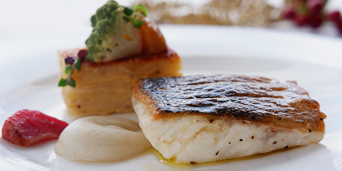 European Sea Bream Fillet (4 Nov to 30 Dec) from The Lighthouse in Fullerton, Singapore