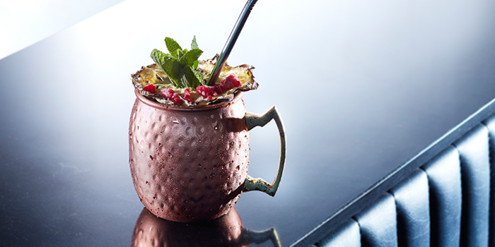 P+G Mule from VUE at OUE Bayfront in Marina Bay, Singapore