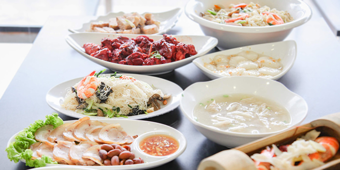 Assorted Food from Xinghua Delights in Sembawang, Singapore
