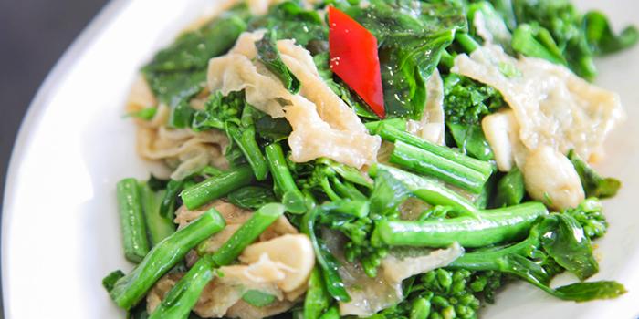 Beancurd Kailan from Xinghua Delights in Sembawang, Singapore