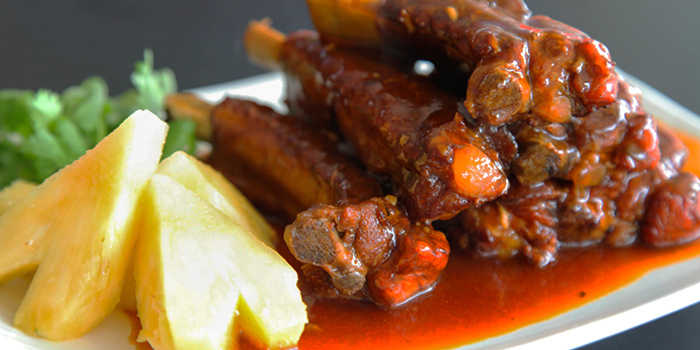 Pork Ribs from Xinghua Delights in Sembawang, Singapore