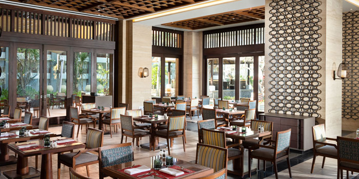 Interior 3 at SUKU Restaurant, Tanjung Benoa