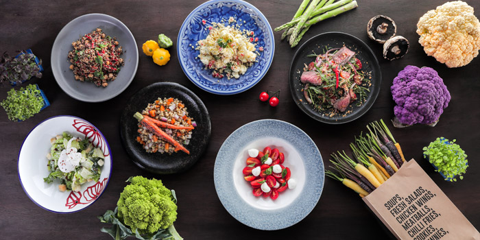 Salads, Classified (Kwun Tong), Kwun Tong, Hong Kong
