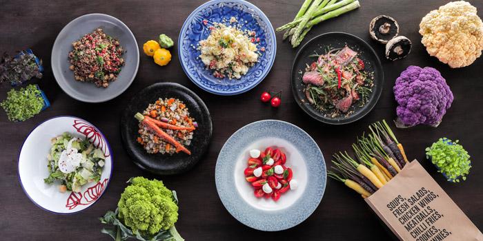 Salads, Classified, Repulse Bay, Hong Kong