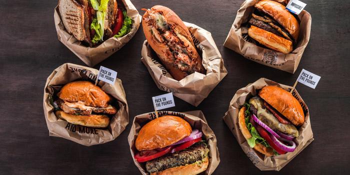 Sandwiches & Burger, Classified (Kwun Tong), Kwun Tong, Hong Kong