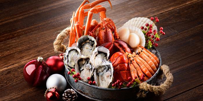 Seasonal Seafood of Dinner Buffet, Alibi - Wine Dine Be Social, Mong Kok, Hong Kong