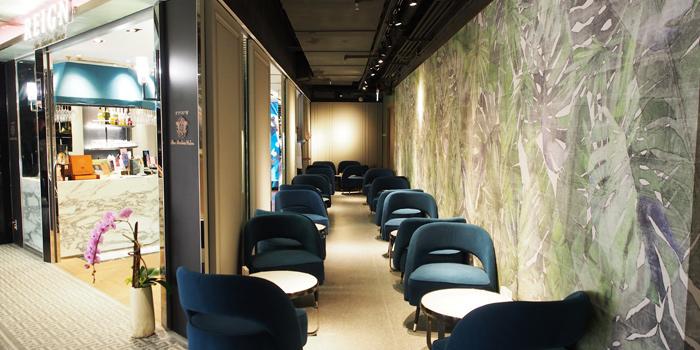 Seat Area, Reign The Abalone House (Tsim Sha Tsui), Hong Kong