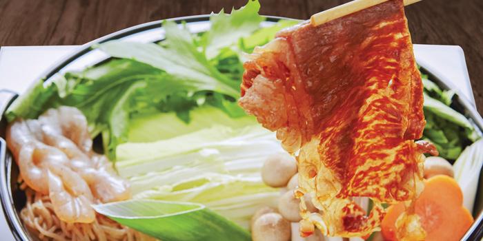 Selection of Suki from Suki Masa Thonglor at 111/1 Thong Lo 5 Alley Khlong Tan Nuea, Watthana Bangkok