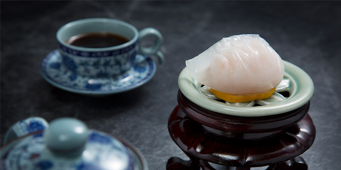 Shrimp Dumpling, Celestial Court Chinese Restaurant, Tsim Sha Tsui, Hong Kong