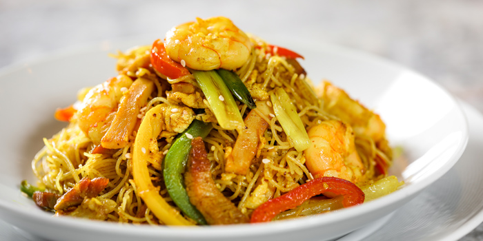 Singapore Noodles, Cafe 咖啡廳 (Sha Tin), Sha Tin, Hong Kong