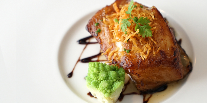 Smoked Pork, Celestial Court Chinese Restaurant, Tsim Sha Tsui, Hong Kong
