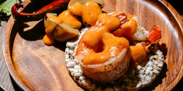 Special Dishes from Olá Thai Tapas Bar And Cafe at 18, 1 Charoen Krung Rd Wang Burapha Phirom, Phra Nakhon Bangkok