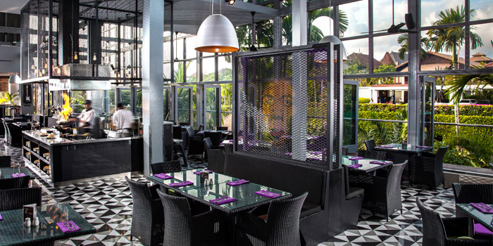 Interior 1 at Starz Diner, Hard Rock Hotel Bali
