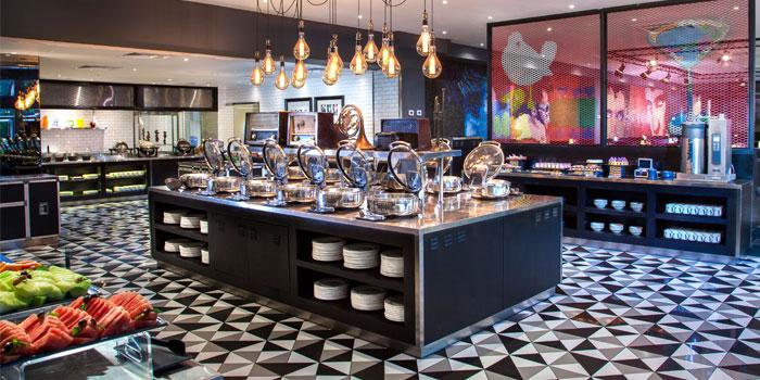 Interior 2 at Starz Diner, Hard Rock Hotel Bali