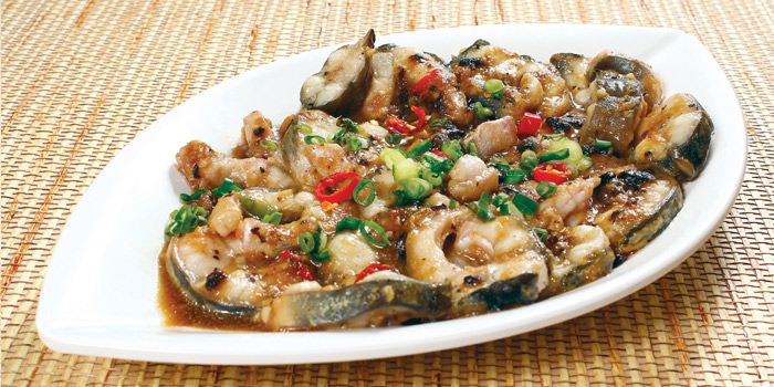 Steamed White Eel with Black Bean Sauce, Palman Chongqing Hotpot, Jordon, Hong Kong