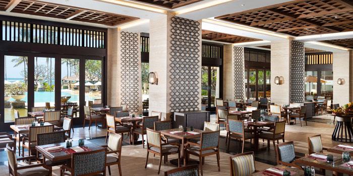Interior 1 at SUKU Restaurant, Tanjung Benoa