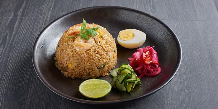 Tom Yum Fried Rice from Bangkok Jam (Marina Square) in Promenade, Singapore