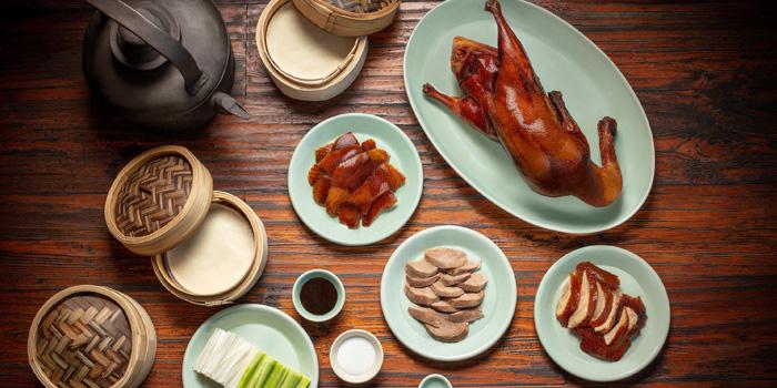 Traditional Peking duck, Hyatt Regency Hong Kong Sha Tin, Sha Tin, Hong Kong