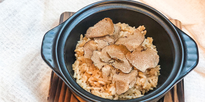 Truffle Rice, Truffle House, Causeway Bay, Hong Kong