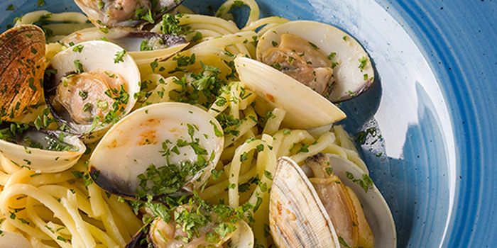 Vongole Pasta from The Mast