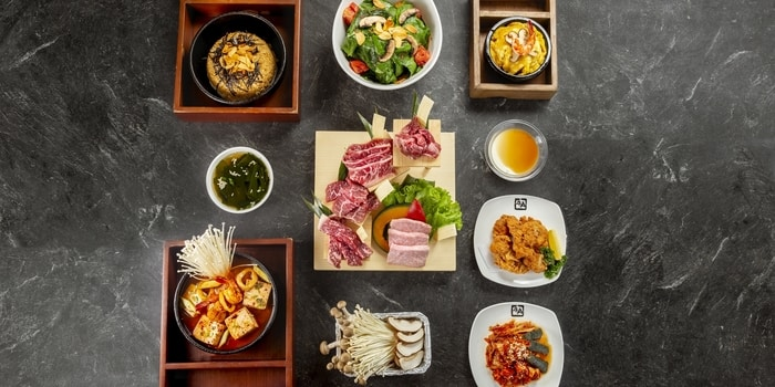Fuku Set at Gyukaku Prime Plaza Indonesia