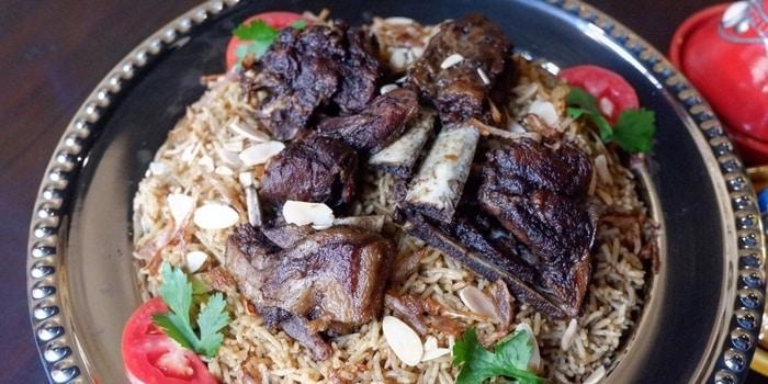 Dish 4 from Marrakech Cuisine