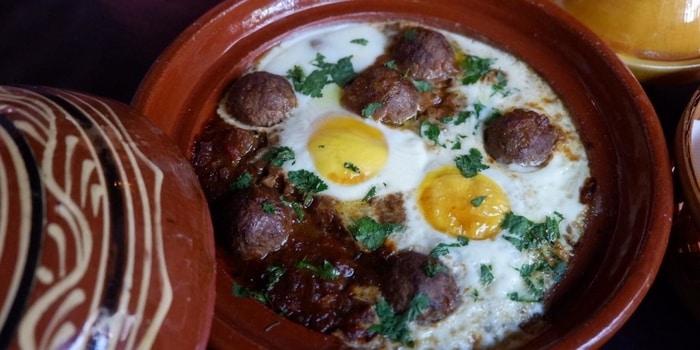Dish 3 from Marrakech Cuisine
