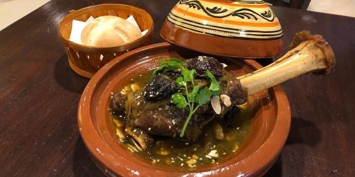 Dish 1 from Marrakech Cuisine