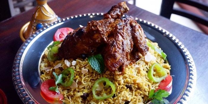 Dish 2 from Marrakech Cuisine