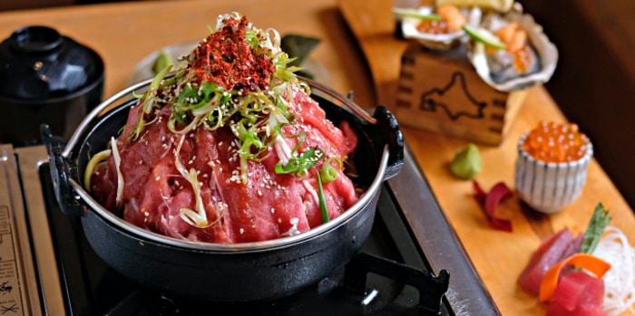 Dish 10 at Hokkaido Izakaya