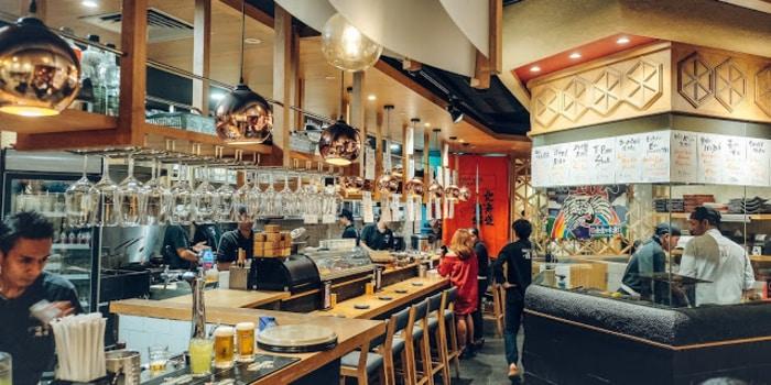Interior 2 at Hokkaido Izakaya