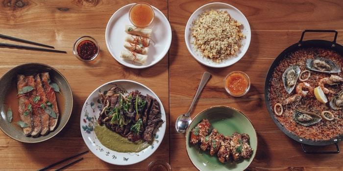 Dish 1 at Wa Chu Want