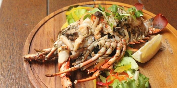 Lobster Garic at Okuzono