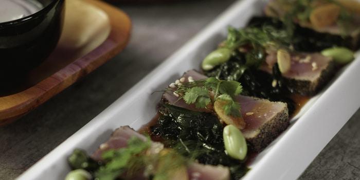 Tuna Bites from The Swillhouse
