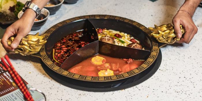 hot hot pot