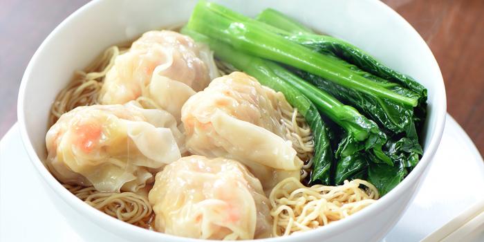 Wonton Noodle Soup, Cafe 咖啡廳 (Sha Tin), Sha Tin, Hong Kong
