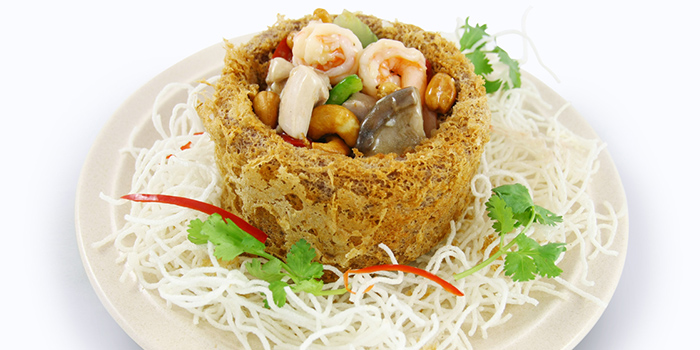 Yam Ring Delight from Dian Xiao Er (NEX) in Serangoon, Singapore