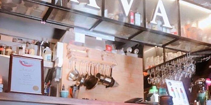 Bar Area, Lava Bar & Restaurant, Prince Edward, Hong Kong