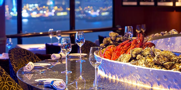 Seafood Bar, Oyster & Wine Bar, Tsim Sha Tsui, Hong Kong
