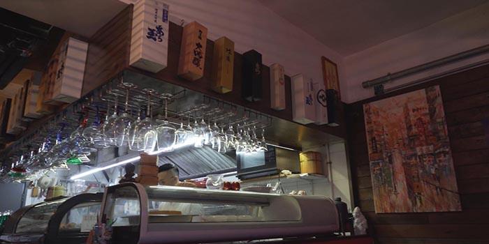Interior, S2 Kitchen, Central, Hong Kong