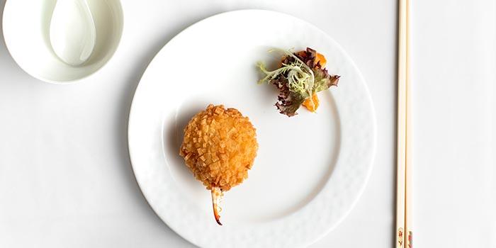 Crab Pincers, Celebrity Cuisine, Central, Hong Kong