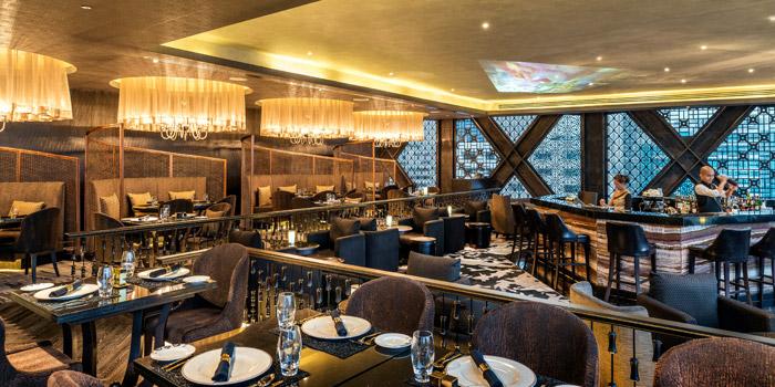 Ambience of Maya Restaurant & Bar at Holiday Inn Sukhumvit, Bangkok