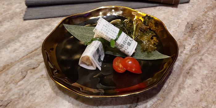 Appetizer, UO n, Wan Chai, Hong Kong