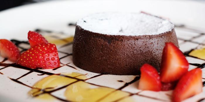 Chocolate Lava from Love Me Tender - à la plancha - at 163/1 Soi Sukhumvit 39 Klong Tan Neua, Wattana Bangkok