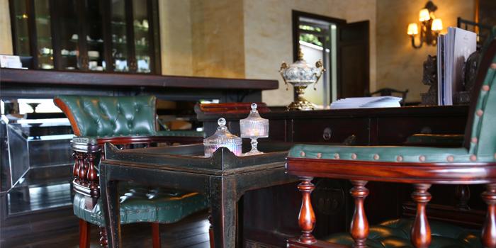 Design of Empress Teahouse in Rawai, Phuket, ThailandLogo of Empress Teahouse in Rawai, Phuket, Thailand