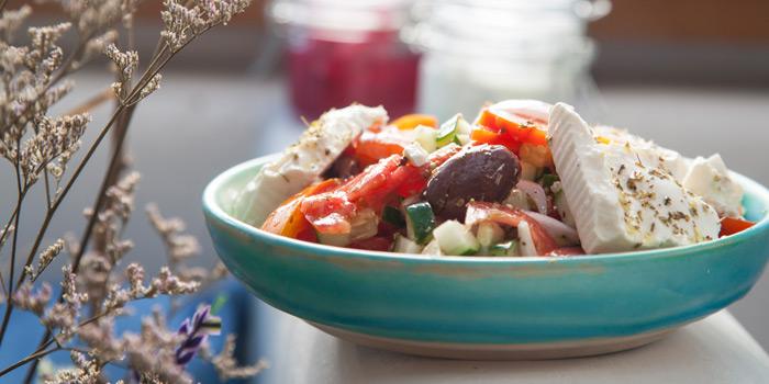 Greek Salad from Aesop