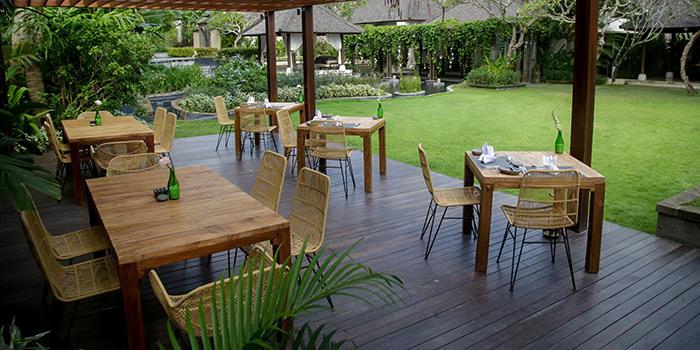 Interior from Herbs and Stones Garden Restaurant, Seminyak, Bali