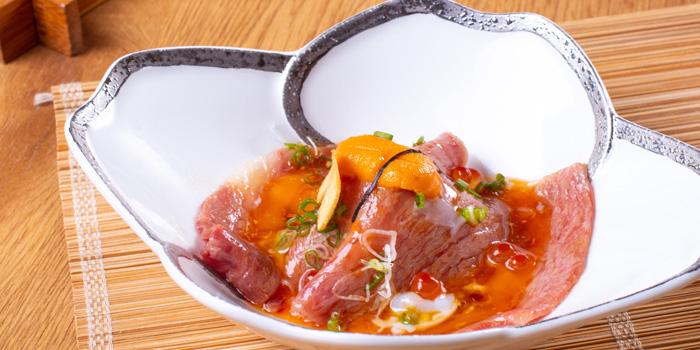 Signature Dish from Sushi Totoya at 8 The Horizon Soi Sukhumvit 63 Phra Khanong Nuea, Watthana Bangkok