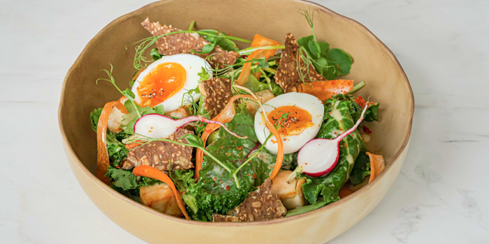 Signature Dish from G & O at Rosewood Bangkok Hotel 1041/38 Ploenchit Road Lumpini, Pathumwan Bangkok