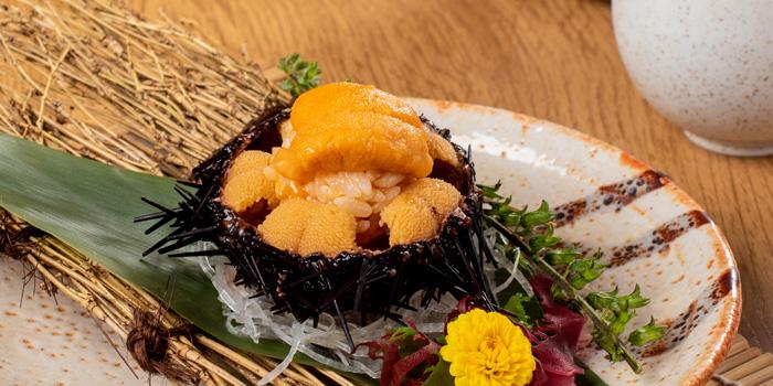 Uni Sushi from Sushi Totoya at 8 The Horizon Soi Sukhumvit 63 Phra Khanong Nuea, Watthana Bangkok